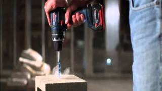 Bosch Blue Professional Power Tools - 18V - Slow Motion Camera