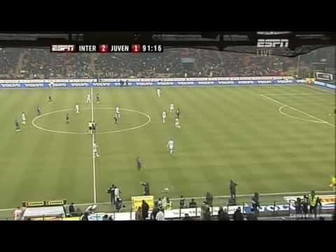 Coppa Italia 2009/2010 - Inter vs. Juventus (2:1)