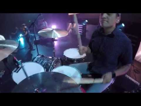 Never Gonna Stop Singing by Jesus Culture - Live Drum Cam 2016 (HD) thumbnail