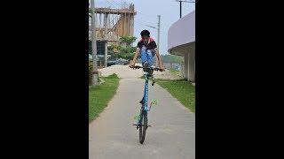 Shaikh Rifad Mahmud Rajshahi Division Chamiponship Video   MTB   Stunt   NESZ