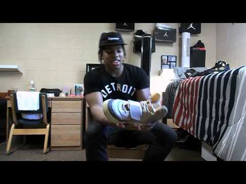 Nike Air Yeezy 1 Zen Grey Unboxing and Review and on foot images