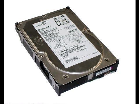 Dell 0D5796 300GB U320 Hard Disk Drive