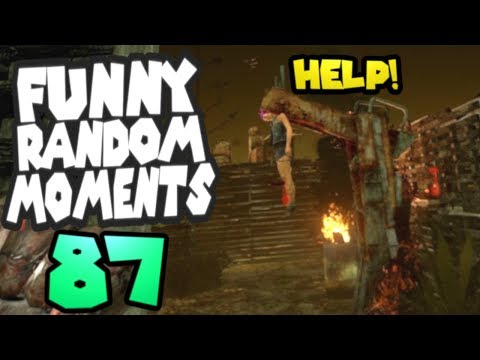 Dead by Daylight funny random moments montage 87