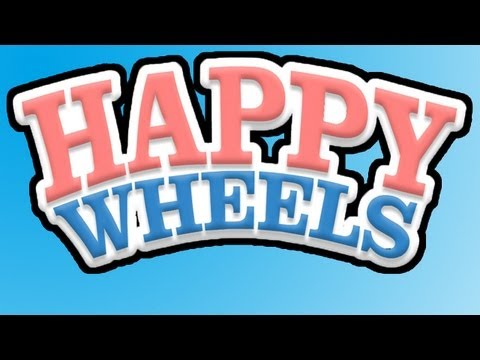 Happy Wheels - Ep. 1 THE START Whiteboy7thst Gameplay video