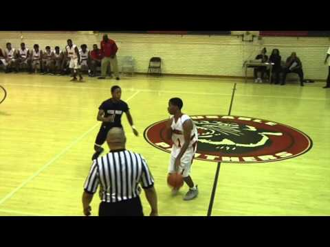 Chicago Hyde Park PG Jamaal Gill 2016