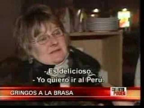 Gastronomia Peruana: El Pollo a la Brasa en New York pt 1