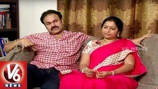 mega-brother-nagababu-about-his-marriage-with-padmaja-v6-life-mates