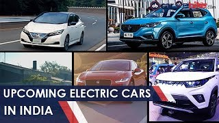 Upcoming Electric Cars In India | NDTV carandbike