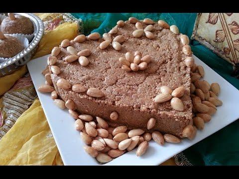 Sellou Recipe - Sfouf or Zmita Ramadan Special  - سفـــوف / سلو/او زميطة - Sellou marocain