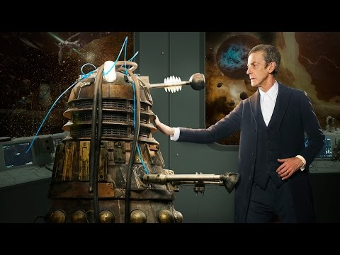 DOCTOR WHO Ep 2 Sneak Peek: A Good Dalek?! - Aug 30 BBC AMERICA
