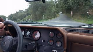 Alpine A310 V6 on board acceleration & drive
