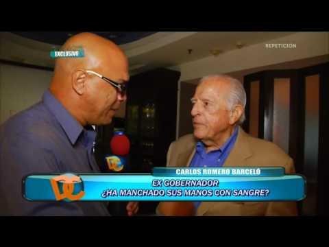 ROMERO BARCELO: