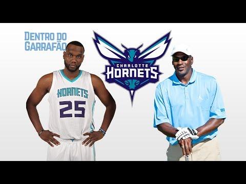 #12 Charlotte Hornets - Pré Temporada Dentro do Garrafão