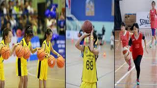Goldensport - Bóng rổ Trẻ Em