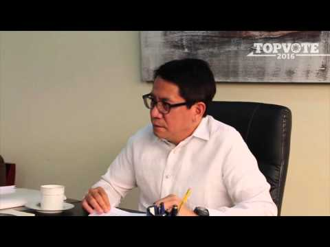 Roman Romulo on foreign policy
