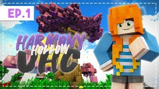 "Minecraft: Harmony Hollow UHC | Ep.01: ""OFF TO A GREAT START!"" 