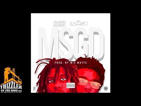 HBK CJ ft. Iamsu! - MSGD (Prod. Mic Watts) [Thizzler.com]