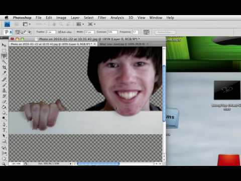 Make An Awesome Facebook Profile Picture (Mac,PC)