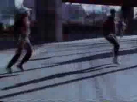 Mad Dog God Dam - Elastica (US version) Music Video [RE-UPLOAD]