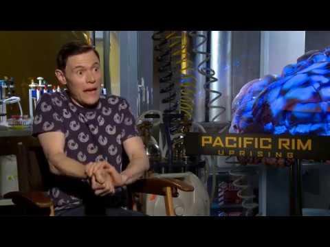 Burn Gorman Returns To Pacific Rim: Uprising, Praises Guillermo Del Toro