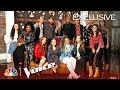 Behind the Battles: Team Kelly with Thomas Rhett - The Voice 2018 (Digital Exclusive)