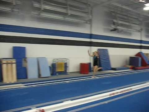Yurchenko Layout 1/1 - Vault - Jordan Naleway Video