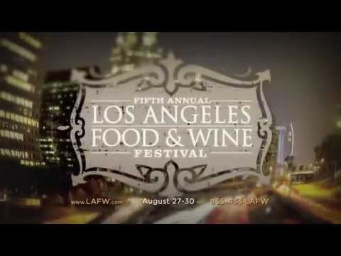 Los Angeles Food & Wine Festival - 2015 Highlight