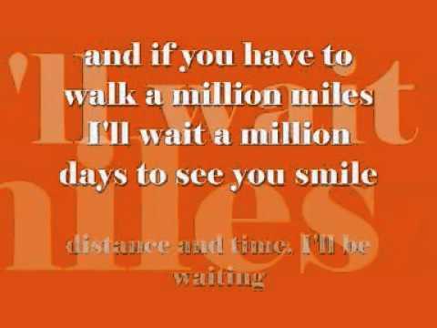Alicia Keys - distance and time + lyrics