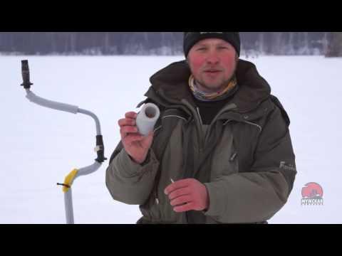 рыбалка в глухозимье на южном урале