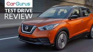 2019 Nissan Kicks | CarGurus Test Drive Review