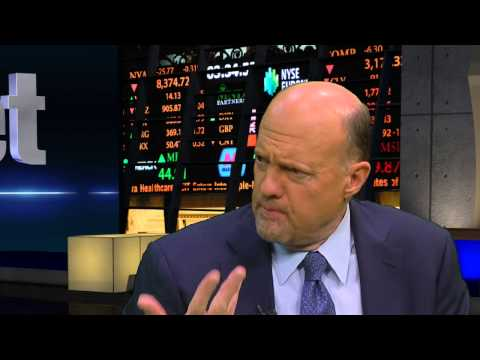 Cramer: Buy Wal-Mart Here