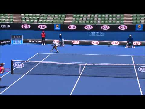 Australian Open Qualifying Day 3 - Pliskova v Duval Highlights