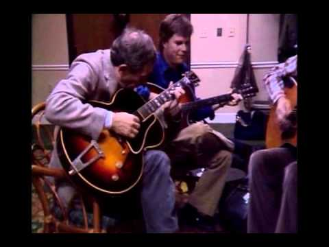 Chet Atkins, Leo Kottke and Doc Watson - Last Steam Engine Train