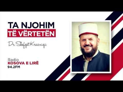 Dr. Shefqet Krasniqi (në Radio Kosova e Lirë) 21.04.2015