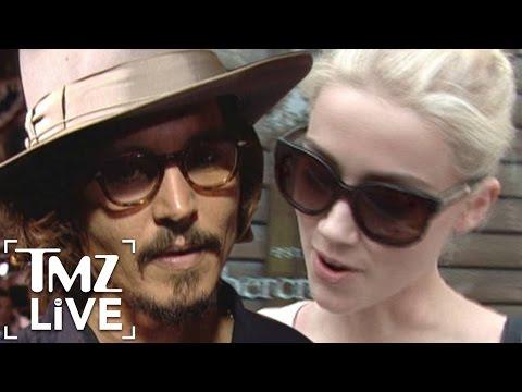 Johnny Depp: Put Up Or Shut Up (TMZ Live)