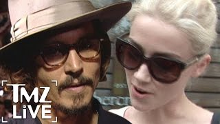 Johnny Depp: Put Up Or Shut Up (TMZ Live)