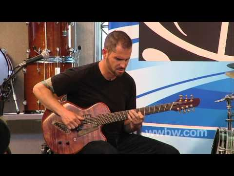 Blues Demonstration | Charlie Hunter Clinic