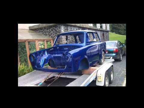 Trabant 601-Restauration