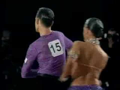 2006 IDSF Ten Dance Rumba solos