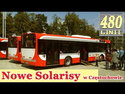 Solarisy III Generacji W Częstochowie (2014 R.)