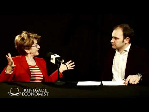 Renegade Economist with Ann Pettifor