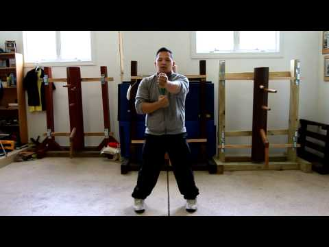 Wing Chun - Workout with me (10 min) Image 1