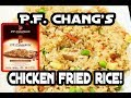 P.F. Chang's FROZEN Chicken Fried Rice!? - WHAT ARE WE EATING?? - The Wolfe Pit