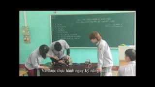 [VCEC] Tin ảnh dự giờ đánh giá chất lượng giảng dạy Điện - Điện lạnh
