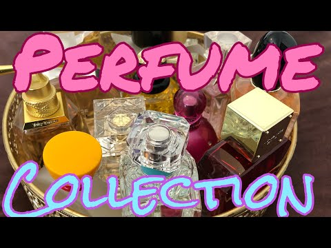 Fragrance collection 2018 | Perfume mania | Amanda Torres