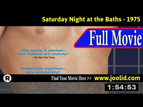 Saturday night at the baths 1975 online