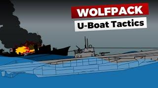 Download Lagu How U-boats decimated Allied Convoys - Wolfpack & U-Boat Tactics Gratis STAFABAND