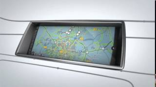 BMW Real Time Traffic Information (RTTI)