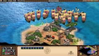 AOE II HD Sundjata Campaign 5. The Lion