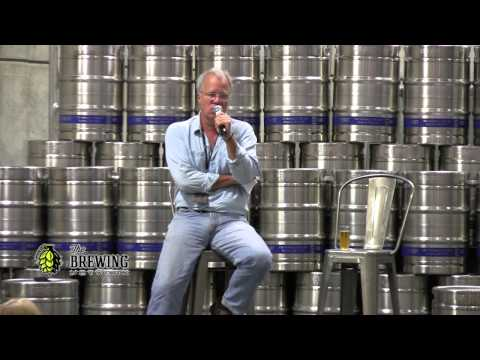 CA Craft Beer Summit 2015 - Tony Magee, Lagunitas